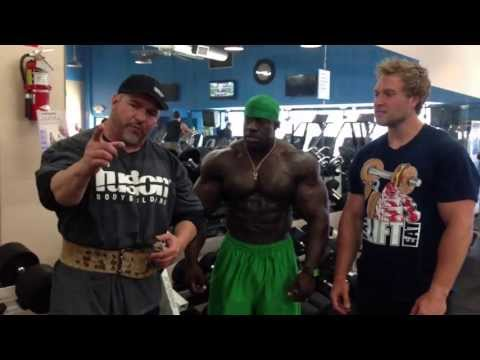 KaliMuscle FuriousPete Bicep Workout-Miami Fitness