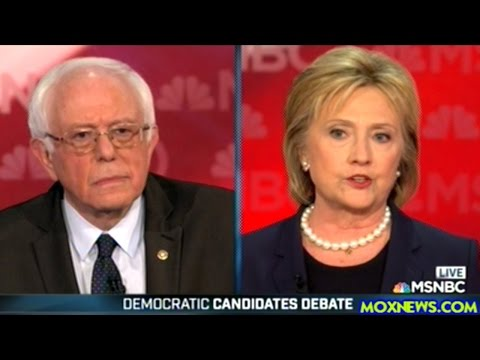 2016 Democratic Presidential Debate In New Hampshire pt.2