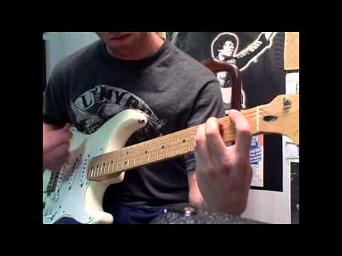 That Smell: Guitar Cover, Lynyrd Skynyrd, Full Song
