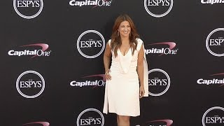 Rachel Nichols 2017 ESPY Awards Red Carpet