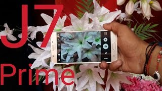 Samsung Galaxy J7 Prime Camera Review