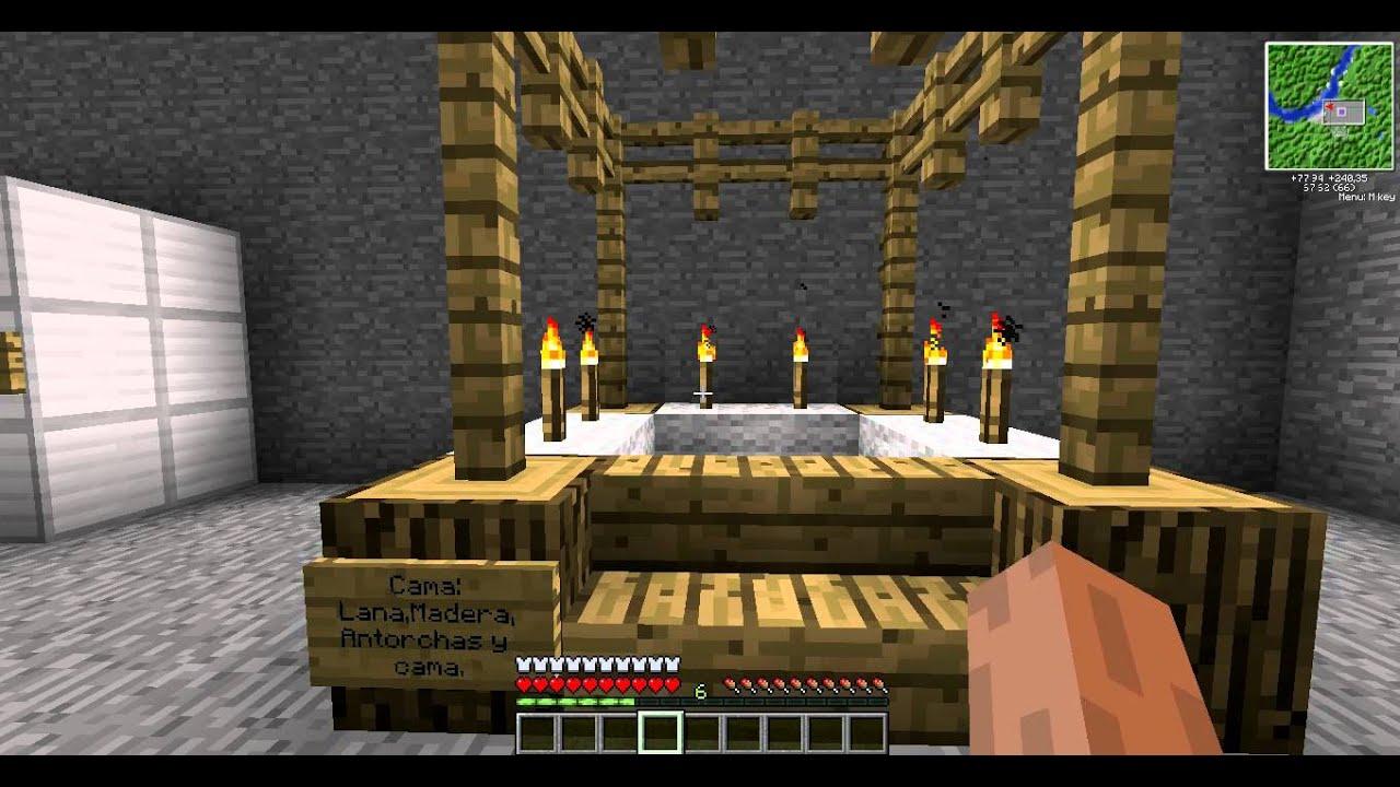 Ideas para casas minecraft youtube - Ideas para casas ...
