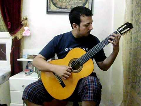 Dionisio Aguado - Etude No 15 A Dur