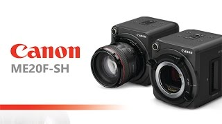 New Canon ME20F-SH Camera ( Fast Review )