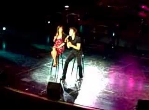 Julia Murney & Gavin Creel sing What Could Be Better?