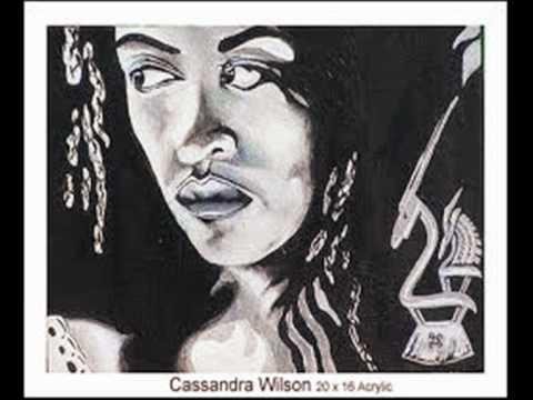 Cassandra Wilson - Vietnam blues