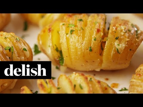 Garlic Butter Potatoes | Delish