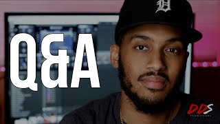 Q&A (Maschine, Marketing Your Beats, Sampling, & More)