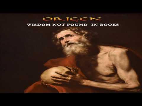 Origen: Wisdom  Not Found In Books (based on Handel's Sarabande from Suite in D minor )