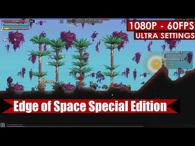 Руководство запуска: Edge of Space Special Edition по сети