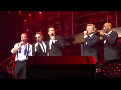 Robbie Williams - Ignition Part 1  (FRONT ROW) - 23-Sept-14 Brisbane HD
