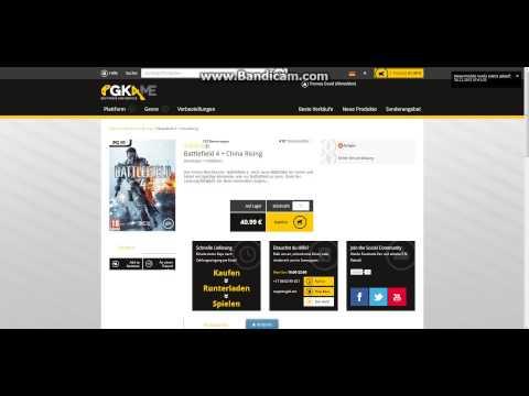 Spiele günstig kaufen im Internet auf gk4.me[HD/GERMAN]