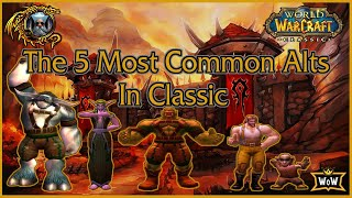 5 Types of Alts - Why Should You Make One? | Classic WoW