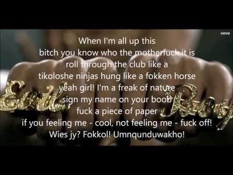 DIE ANTWOORD - EVIL BOY (FEAT. WANGA) lyrics