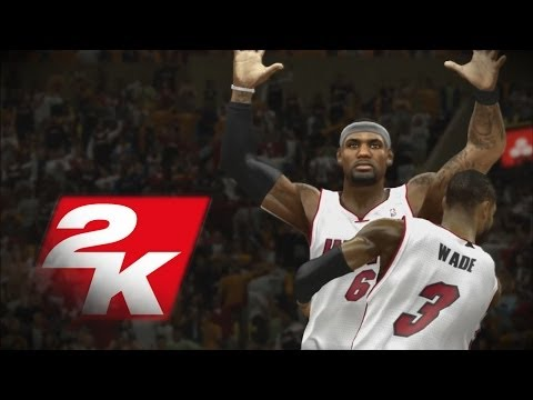 NBA 2K13: Clutch Shots