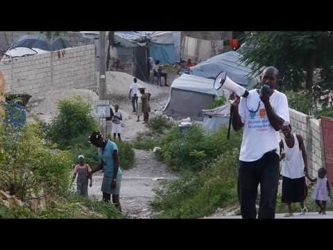 UNICEF and partners work to keep a cholera outbreak at bay in Haiti's capital