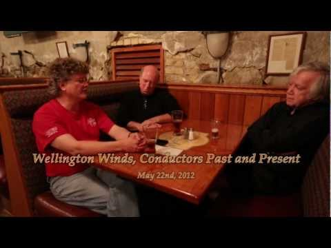 Wellington Winds: Conductors Past and Present