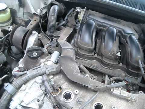 2007 toyota camry coil pack spark plugs replace v6 pt 1 how to save money and do it yourself. Black Bedroom Furniture Sets. Home Design Ideas