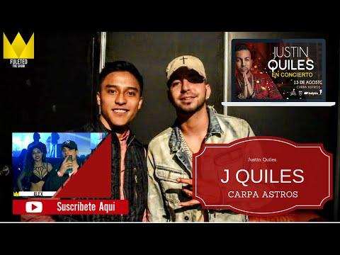 Justin Quiles en México videos