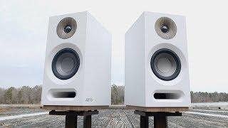 Review!  The Jamo S803 Loudspeakers!