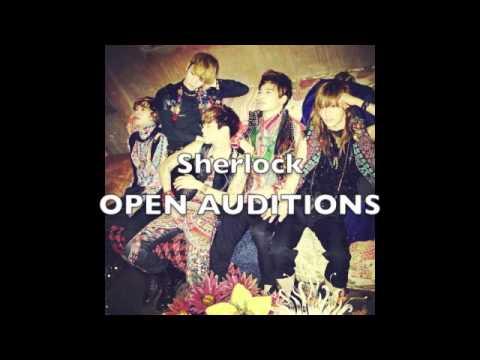 [open Auditions] Lucifer + Sherlock - Shinee video