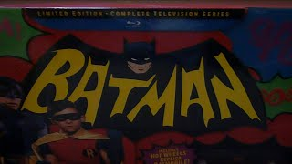Batman The Complete TV Series Bluray Unboxing
