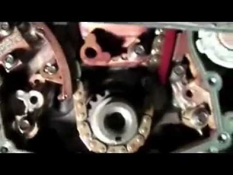 1997 Cavalier Z24 2.4 Twin Cam Water Pump and Timing Chain Replacement Part 1 Classic G-Body Garage