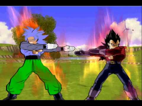 Gogeta Ssj5 goku Ssj5 (dragon Ball Ex) Dbz Infinite World Mod video
