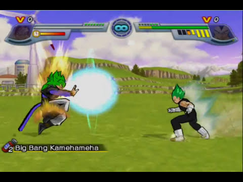 Gogeta SSJ5/Goku SSJ5 (Dragon Ball EX) Dbz Infinite World Mod