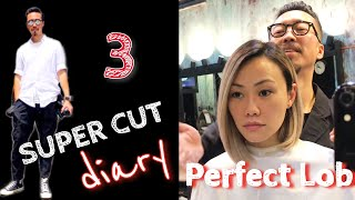 Super Cut 3 Cut Hair Everywhere