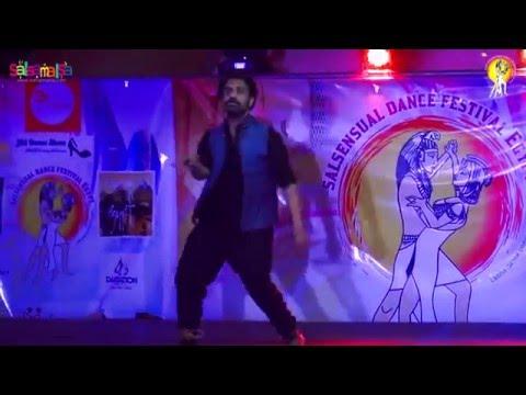 Sashaank Mamidana Solo Dance Performance | 1.EIDC