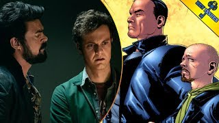 Comic Book Origns: The Boys Explained