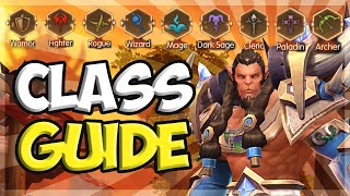 World of Kings Class Guide!