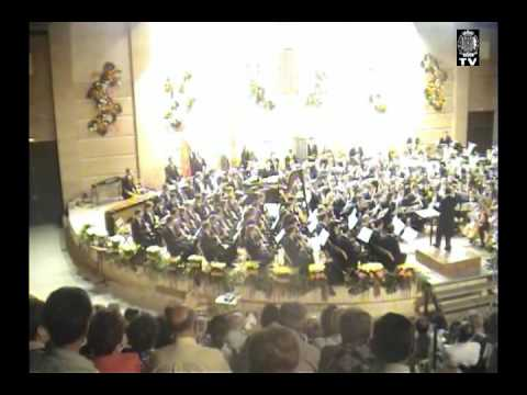 Wait of The World - 1/3 - S. Melillo - CIM La Armonica de Buñol - El Litro - Mano a Mano 2004