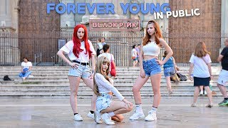 [KPOP IN PUBLIC CHALLENGE SPAIN] Forever Young BLACKPINK Dance Cover by KIH