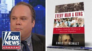 Chris Stirewalt talks new book