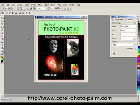How to Use Image Slicing in Corel PHOTO-PAINT