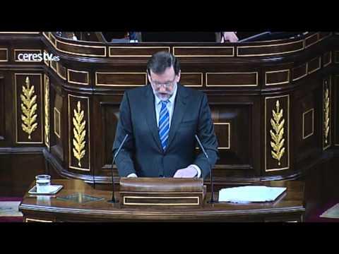 Debate: Rajoy anuncia el Decreto de