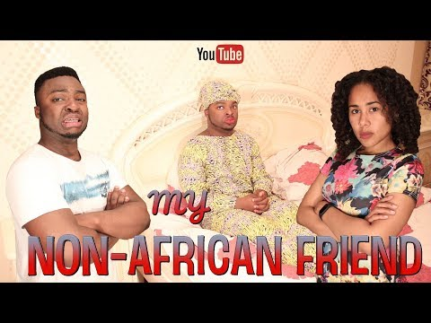 When You Bring Your Non-African Friend To An African Home thumbnail