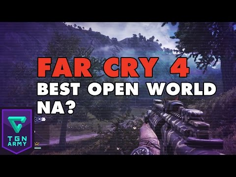 Far Cry 4 : Most Realistic Open World Ever Crafted?