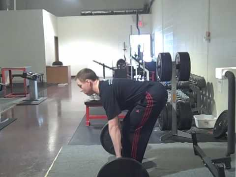 Romanian Deadlift (RDL) Image 1