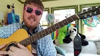 H E R Carried Away Easy Guitar Tutorial For Beginner