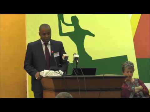 Economic Transformation in West Africa (1) - Welcome Statements (English) - May 15, 2013
