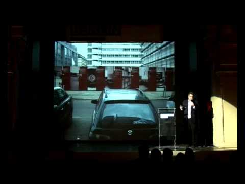 Interesting Berlin 2010: Keith Anderson - Where is the wall?