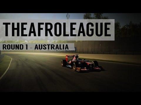 TheAfroLeague – Race 1 – Season 2 – Codemasters fail