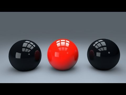 Cinema 4D Tutorial: Realistic Studio Lighting (Global Illumination) – AcrezHD