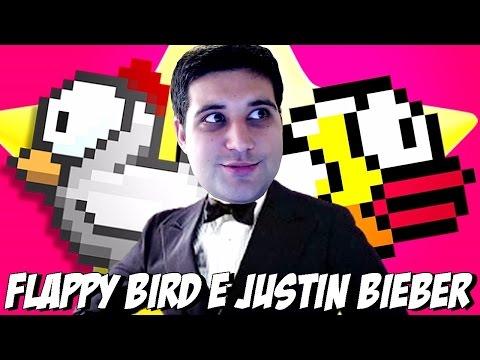 FLAPPY BIRD E JUSTIN BIEBER?