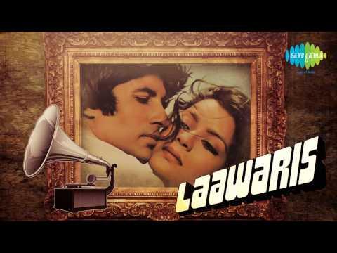 Apni To Jaise Taise - Laawaris 1981 - Amitabh Bachchan - Kishore...