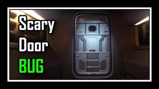 Alien: Isolation - Scary Door Bug