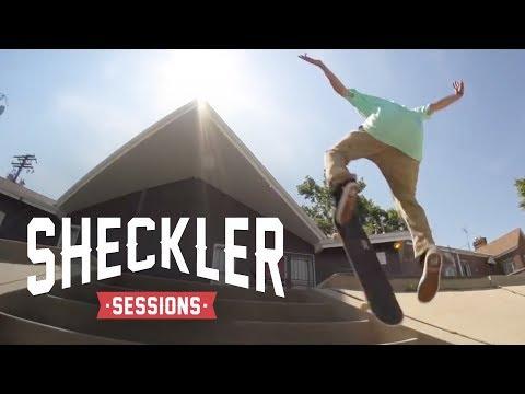 Sheckler Sessions: Ready, Aim, Skate - S4E9